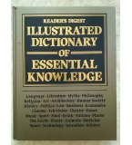 Reader's Digest Illustrated Dictionary Of Essential Knowledge , илюстриран речник за съществени позн