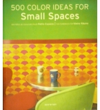 500 Color Ideas For Small Spaces - Daniela Quartino